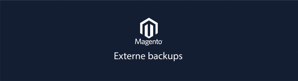 Aquive media magento webshop externe backups